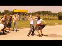 The Crossroads Rockabilly Flash Team dance to Gasoline Boogie