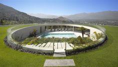 Casa em Vitacura / Izquierdo Lehmann
