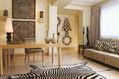 Saxon Hotel, Villas & Spa 36 Saxon Road, Sandhurst, Johannesburg 2196, South Africa, Saxon Mandela Presidential Suite Study