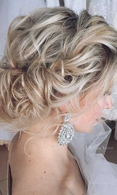 short wedding hairstyle ideas 8