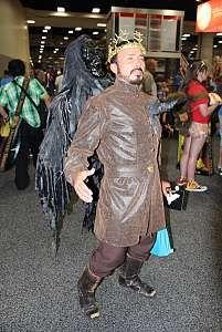 Renly @ Comic Con
