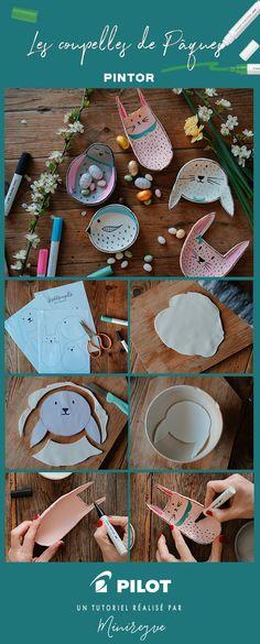 Disney Diy, Diy For Kids, Crafts For Kids, Kids Clay, Diy Origami, Avril, Creative Kids, Clay Crafts, Kids Christmas