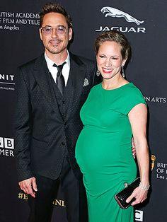 Robert Downey Jr. Welcomes Baby Girl