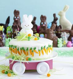carrot cake iii more carrot cakes easter recipes easter desserts are ...