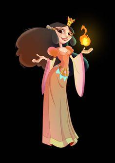 #Alienor d'aquitaine #jiahui gao# eva ko# illustrator#illustration#character design