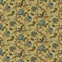 D031 - Floral da India - Estampas Digitais - Tecidos Fabricart
