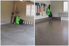 How to Paint Your Garage Floor Correctly