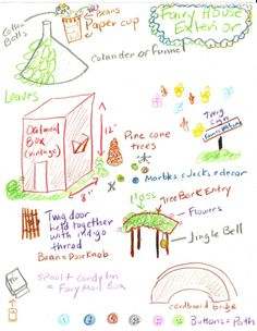 How to make Tinker Bell's house from The Great Fairy Rescue! The girls will love this!
