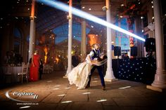 Amazing first dance at Syon Park Conservatory.
