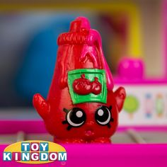 Tommy Ketchup from Shopkins Series 1 http://youtube.com/user/ToyKingdom #shopkins #kawaii #shopkin #shopkinsworld #cute #kawaii #toys #toykingdom