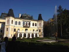 Betliar in Košický kraj Czech Republic, Hungary, Austria, Poland, Explore, Group, Mansions, History, House Styles