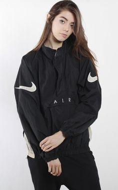 Vintage Nike Air Windbreaker Jacket