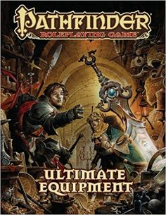 Pathfinder: Ultimate Equipment: Amazon.it: Wayne Reynolds, Jason Bulmahn: Libri in altre lingue