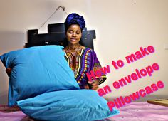 How to make pillowcase