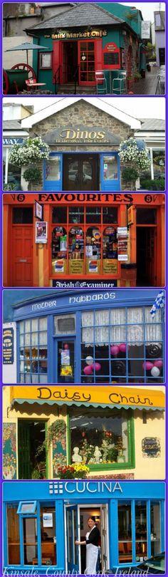 Go to an Irish pub or restaurant! ⬆