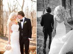 I met | Virginia Wedding Photographer | Katelyn James Photography