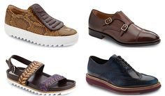 Shoesday Tuesday - Salvatore Ferragamo Spring 2016 Shoes For Men