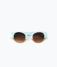 Image 1 de LUNETTES DE SOLEIL BICOLORES de Zara