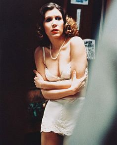 """Carrie Fisher from """"Under The Rainbow"""""""