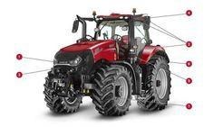 Vintage Tractors, Case Ih, David, Brown, Vehicles, Farm Gate, Tractor, Chocolates, Antique Tractors