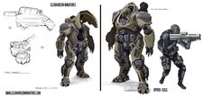 Wargaming, video games, a dash of progressive politics and some pop culture thrown in for fun. Armor Concept, Concept Art, Splinter Cell, Mecha Suit, Starship Troopers, Sci Fi Armor, Future Soldier, Fun Challenges, Sci Fi Fantasy