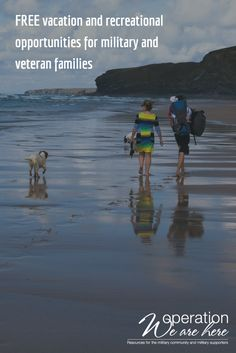 Huge listing of FREE vacation and recreational opportunities for military veterans and their families!