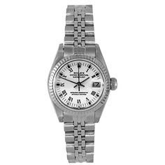 Women's Certified Pre-Owned Watches - Rolex Datejust automaticselfwind womens Watch 6917 Certified Preowned * To view further for this item, visit the image link.