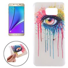 [$0.99] Ultrathin Eye Pattern TPU Protective Case for Samsung Galaxy Note 5 / N920