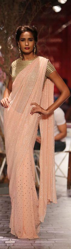 Designer Saree Pakistanais Bollywood Coton Soie Sari Gange Indian Wear My