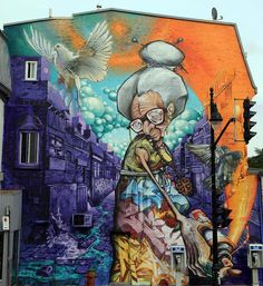 1341 The Best Street Art Masterpieces of 2013