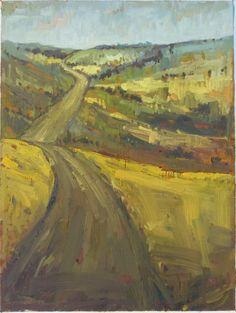 bethlehem morn 8.5 x 11 oil painting by erinspencer on Etsy