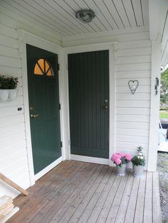 inngangsparti - Google-søk Garage Doors, Outdoor Decor, House, Home Decor, Decoration Home, Home, Room Decor, Home Interior Design, Homes