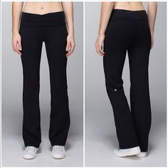 Lululemon Astro Pants EUC lululemon Astro pants in size 12 regular, so comfy and they make you look great! lululemon athletica Pants Boot Cut & Flare