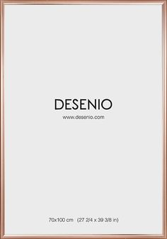 Buy black metal frames from Desenio. Decorate with this classic style, a metal frame in black never goes out of style! The frames are perfect for both photos and prints. Art shopping made easy at Desenio.