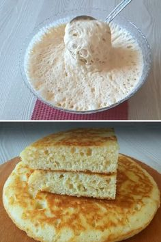 Snack Recipes, Cooking Recipes, Snacks, Crepes And Waffles, Breakfast Menu, Food Humor, Vanilla Cake, Ham, Food And Drink