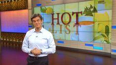 Dr. Oz's Energy-Boosting Hot List, Pt 1