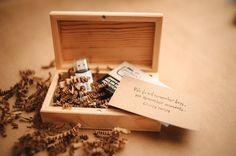 fun cardboard confetti matched wooden box perfectly