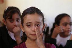 Ngày khai trường tại Gaza, rất nhiều em đã không quay lại lớp học sau kỳ nghỉ hè | Sự chuyển đổi Trái đất