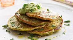 broccoli pancakes for kiddos