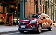 Chevrolet Trax Review | NewRoads Chevy Dealer in Newmarket, Ontario