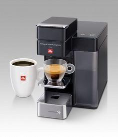 Macchina per il caffè espresso Illy