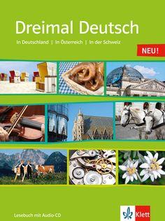 Dreimal Deutsch 978-3-12-675237-4 Deutsch als Fremdsprache (DaF)
