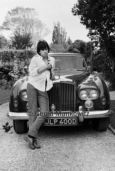 keith richards + bentley = well.  you know.