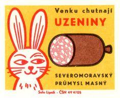 Rabbit/Salami.