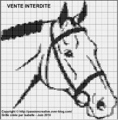 Handicraft: Patterns With Horses For Embroidery / Iorse Cross Stitch  Patterns