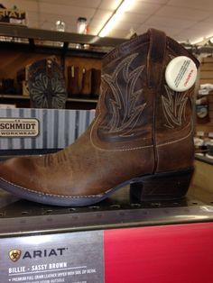 Ariat Boots. $169.00.