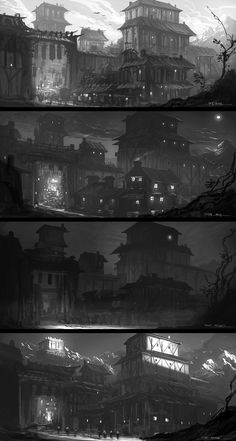 Feng Zhu Design: Lighting Demo