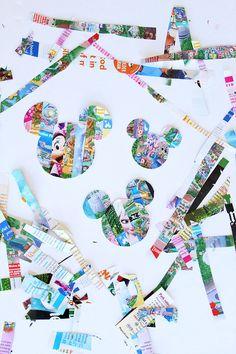 33 Cool DIY Scrapbook Ideas You Must Try # DIY Scrapbook . - 33 cool DIY scrapbook ideas you need to try wieScrapbook - Ideas Scrapbook, Disney Scrapbook Pages, Scrapbook Designs, Scrapbook Supplies, Scrapbooking Ideas, Scrapbook Ideas For Beginners, Wedding Scrapbook, Birthday Scrapbook, Map Crafts