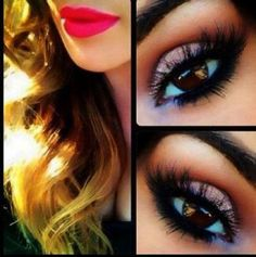 Cute Makeup Eyes 2014 !