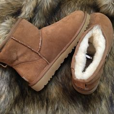✨ugg chestnut brown - size 8✨ new | size 8 | color: chestnut brown | no trades |  price firm | absolutely no lowballing! - paid $150 plus tax | free shipping on my website!  UGG Shoes
